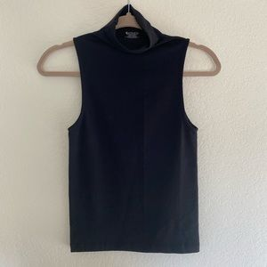 Athleta Mock Neck Tank